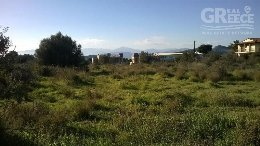 Parcel of land for Sale - Agios Andrianos Nafplion